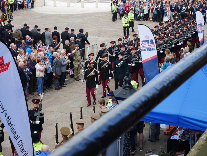 Armed Forces Day 11 July 2015 11