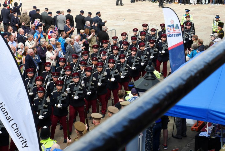 Armed Forces Day 11 July 2015 12