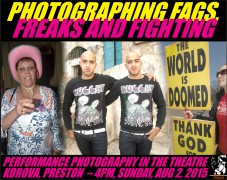 Garry Cook - Photographing Fags, Freaks and Fighting