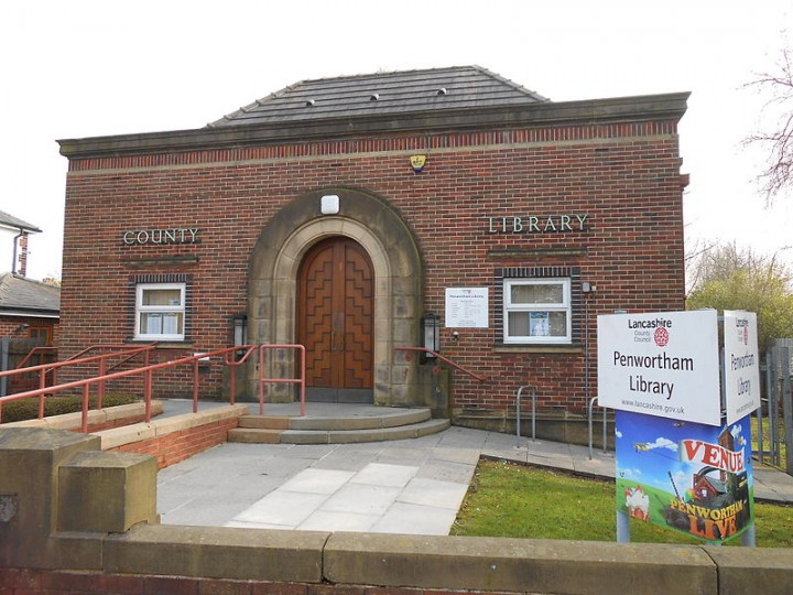 Book your place with Penwortham Library on August 21