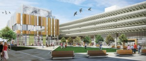 Preston Bus Station design 3