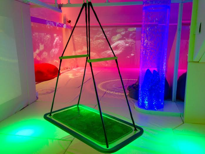 Inside The Space Centre S New Sensory Room Space 2 Blog