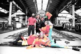 Last time the team were at Preston Station Pic: Ashley Hardman