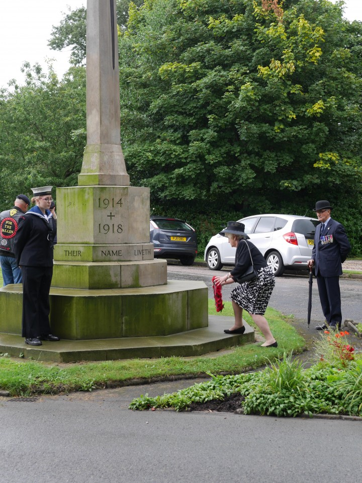 VJ Day Preston Cemetery Memorial (10)
