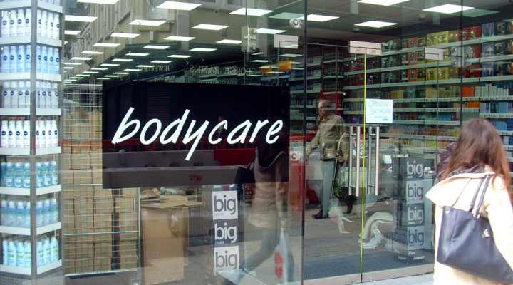 The new Bodycare store opened on Fishergate