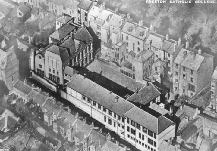Archive picture of Preston Catholic College
