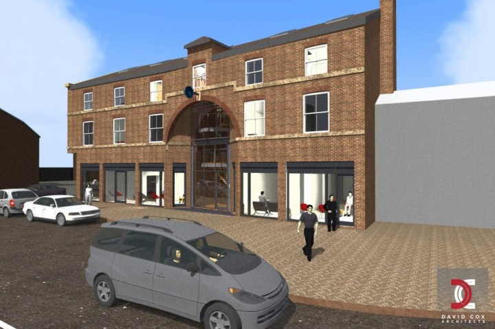 Church Street has not seen the same level of investment as Fishergate