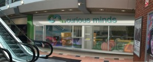 An artist impression of how the Curious Minds headquarters may look
