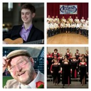 Some of the performers at this year's Preston Arts Festival