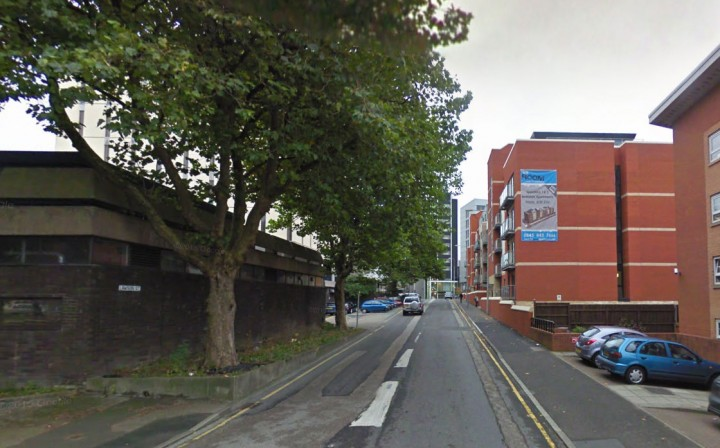 Lawson Street where the incidents happened Pic: Google