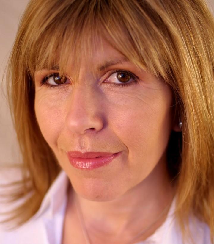 BBC presenter Maggie