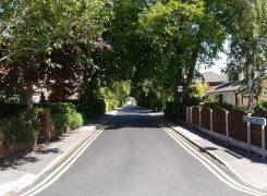 Rawsthorne Road is identified as one of the conservation areas in the town Pic: thepracticalsurveyor