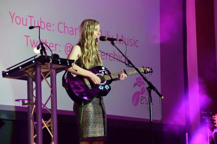 Charlotte Macdonald is one of the acts already registered to perform