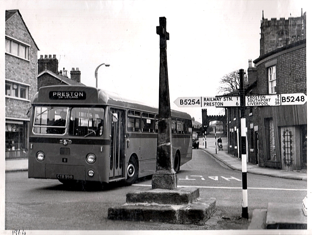 1964 Leyland Cross. Pic: Courtesy of John Fishwick and Sons