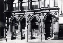 The offices of the Preston Gas Company Limited, Fishergate c.1960.
