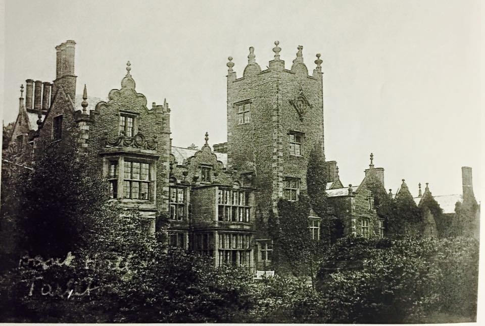 Bank Hall, Bretherton c. 1915