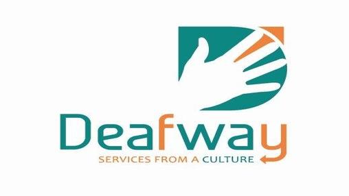 Deaf Way Logo