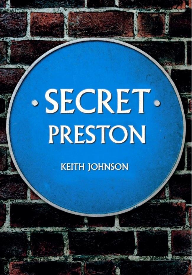 Cover of the book 'Secret preston' by Keith Johnson
