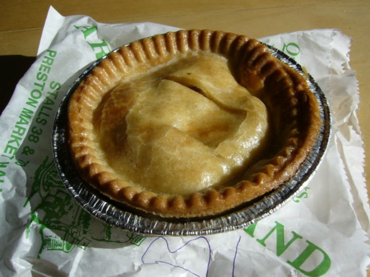 So what is a butter pie? Pic: squaylor