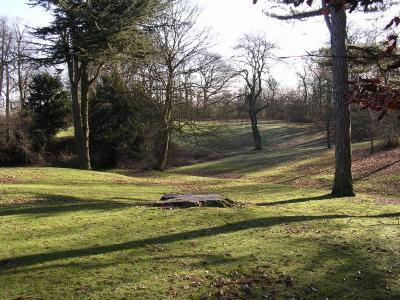 Hurst Grange Park to get a makeover