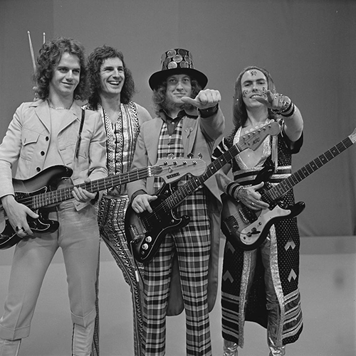 Slade will be at Preston Guild Hall