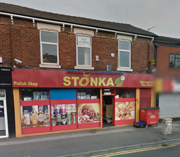 Stonka in New Hall Lane faces an uncertain future Pic: Google