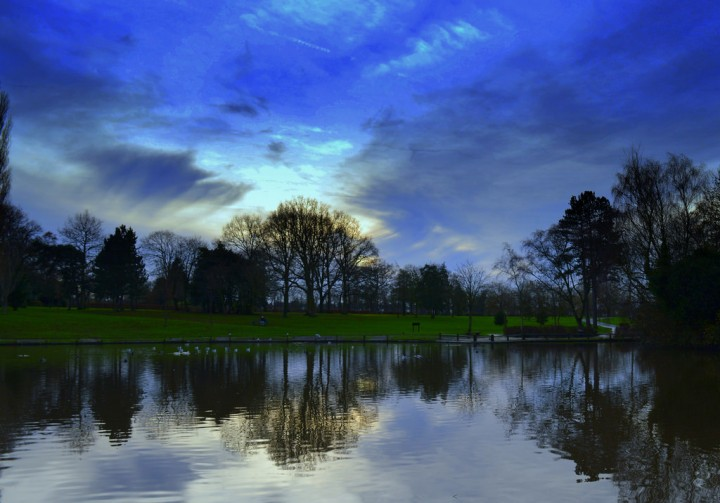 Haslam Park in early December Pic: Tony Worrall