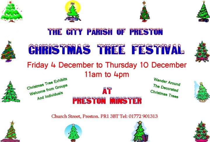 Christmas Tree Festival Image