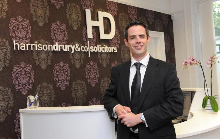 David Edwards of Harrison Drury