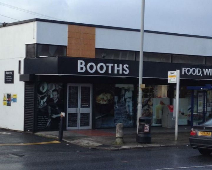 Booths at Lane Ends Pic: Jackie Mulgrew