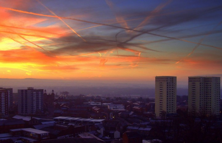 Would the Combined Authority bring a new dawn to Preston and Lancashire? Pic: Tony Worrall