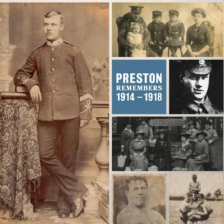 preston remembers