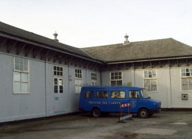 Preston Sea Cadets building