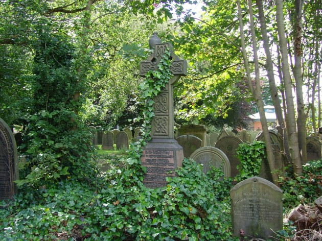 Preston Cemetery - one of Sunday's guided tours