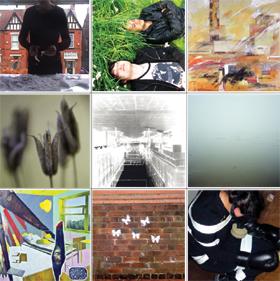 9 Degrees Northwest artists