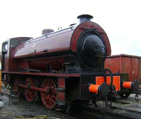 Visiting engine Cumbria