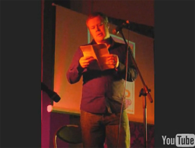 Wordsoup 5 - Peter Wild reading