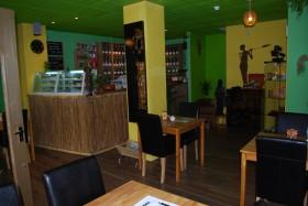 Ground floor Mystery Tea House