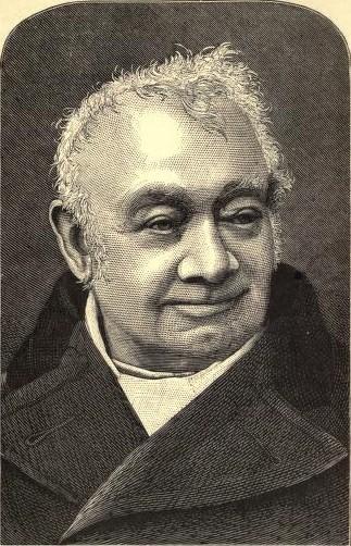 Blog Preston - Joseph Livesey portrait