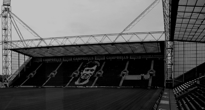 Deepdale stand