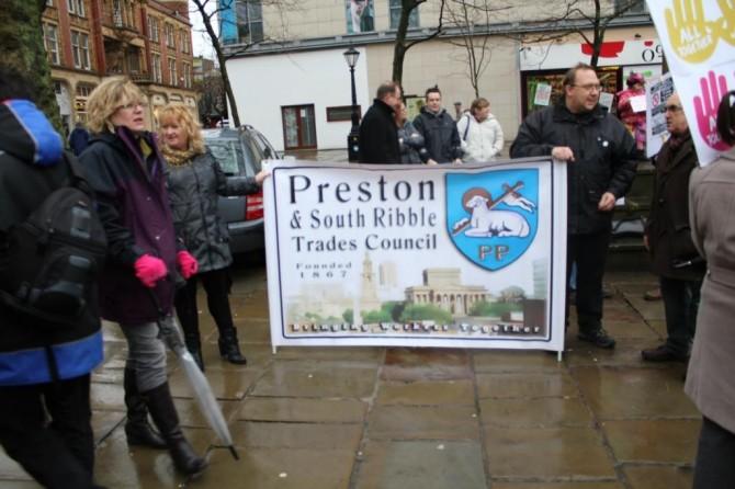 Preston Against Cuts