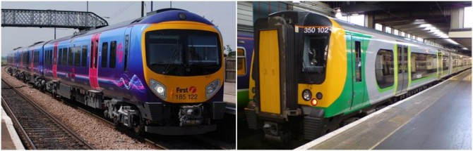 (c) First TransPennine Express/London Midland
