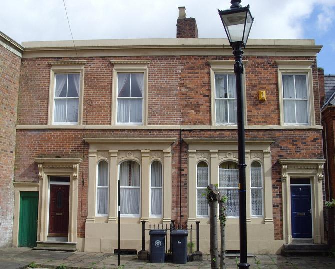 houses on avenham place