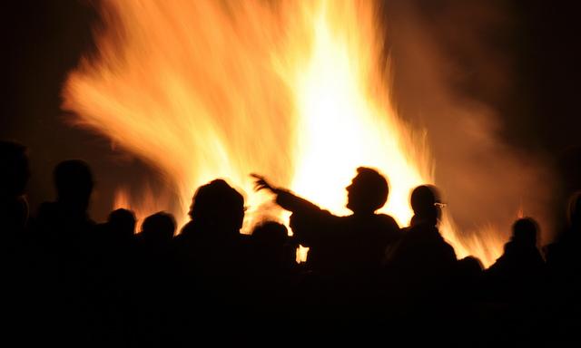 fireworks leyland