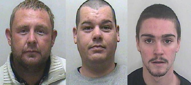 new longton drugs gang