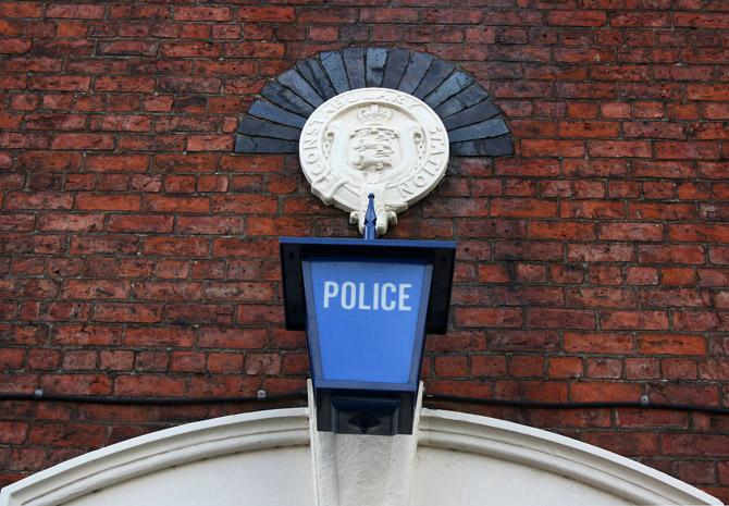 fulwood police station
