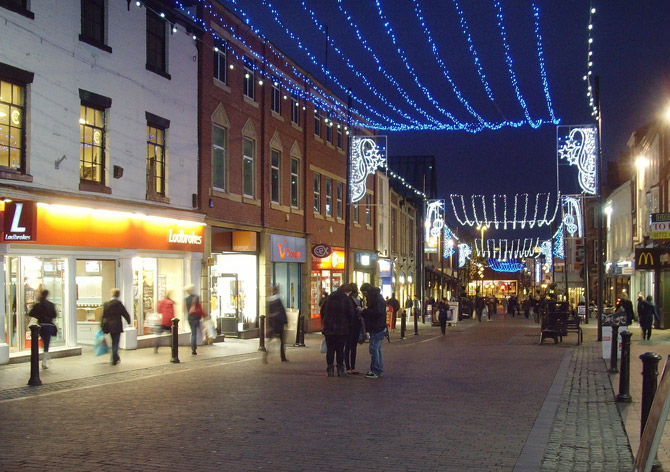 preston christmas lights