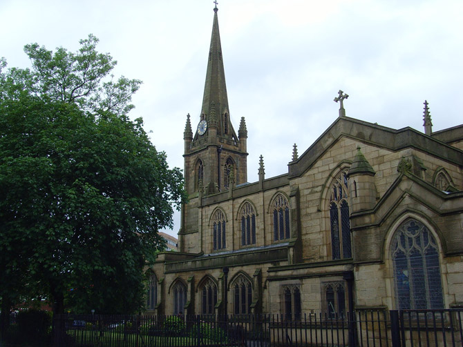 st igantius church