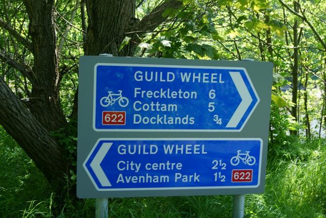 preston guild wheel