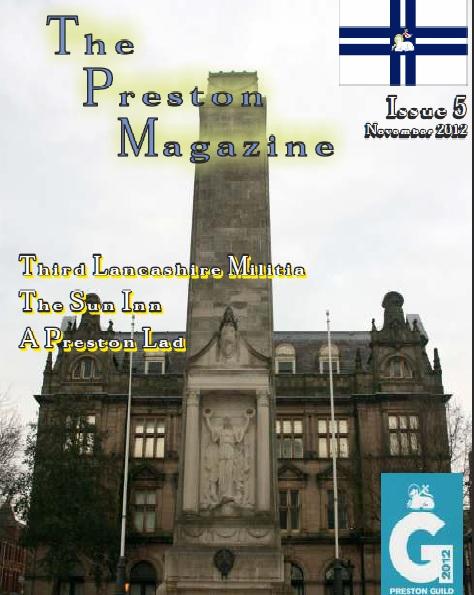 preston magazine front cover